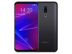 Сотовый телефон Meizu 16 6/64GB Black