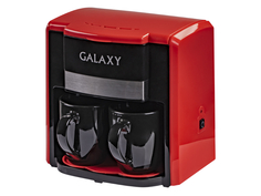 Кофеварка Galaxy GL 0708 Red