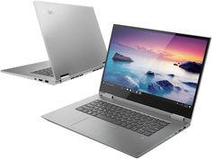 Ноутбук Lenovo Yoga 730-15IWL Grey 81JS000QRU (Intel Core i5-8265U 1.6 GHz/8192Mb/256Gb SSD/nVidia GeForce GTX 1050 4096Mb/Wi-Fi/Bluetooth/Cam/15.6/1920x1080/Touchscreen/Windows 10 Home 64-bit)