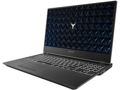 Ноутбук Lenovo Legion Y530-15ICH Black 81LB004ERU (Intel Core i5-8300H 2.3 GHz/8192Mb/256Gb SSD/nVidia GeForce GTX 1060 6144Mb/Wi-Fi/Bluetooth/Cam/15.6/1920x1080/DOS)