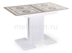 Стол обеденный Танго ПР БЛ ст-71 05 БЛ/БЛ Домотека