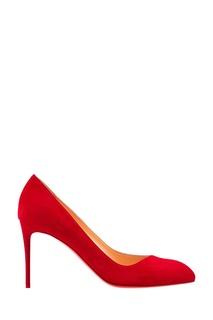 Красные кожаные туфли Corneille 85 Christian Louboutin