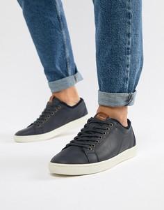Темно-синие кроссовки в стиле ретро Aldo Sigrun - Темно-синий