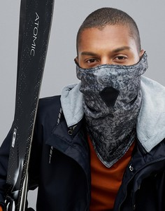 Серая маска для лица Billabong Expedition - Серый