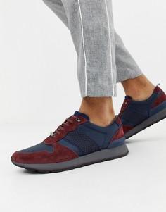 Темно-синие беговые кроссовки Ted Baker Jaymz - Синий