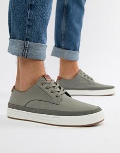Темно-серые низкие кроссовки Aldo Porreta - Серый