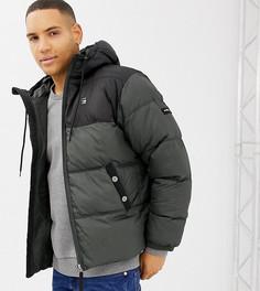 Серая куртка с капюшоном G-Star - Серый