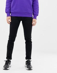 Черные джинсы скинни Diesel Sleenker - Черный
