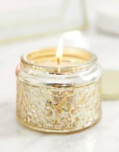 Свеча в золотисто-розовом контейнере с крышкой Candelight - Золотой Candlelight