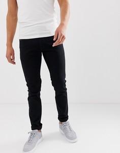 Черные узкие джинсы Diesel Thommer - Черный