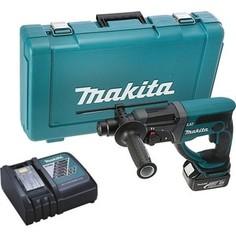 Перфоратор аккумуляторный SDS-Plus Makita DHR202RF