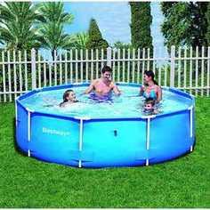 Каркасный бассейн Bestway 3.05х0.76м (56026)/56406