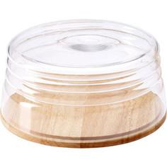 Емкость для сыра/миска для салата 26.5х26.5х13 см Continenta (013.040701.043)
