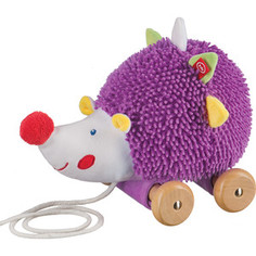Мягкая игрушка-каталка Happy Baby SPEEDY HEDGEHOG (330349)