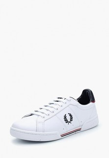 Кеды Fred Perry B7222 LEATHER