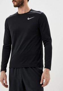 Лонгслив спортивный Nike M NK DRY MILER TOP LS