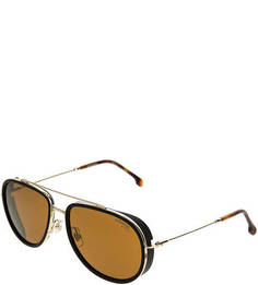 Солнцезащитные очки с коричневыми линзами Carrera