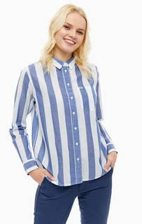 Рубашка в полоску с нагрудным карманом Lee