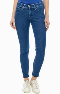 Синие джинсы скинни Scarlett Lee