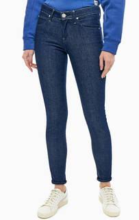 Синие джинсы Scarlett Worker Lee