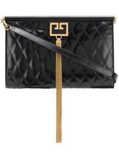 Givenchy стеганая сумка Gem