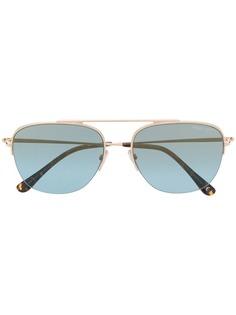 """Tom Ford Eyewear """"солнцезащитные очки в оправе """"""""авиатор"""""""""""""""