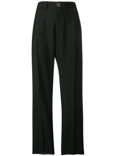 Loewe широкие брюки строгого кроя