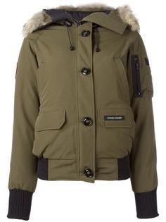 Canada Goose куртка-пуховик Chilliwack