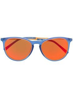 Fila солнцезащитные очки в круглой оправе