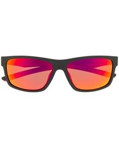 Fila солнцезащитные очки в прямоугольной оправе