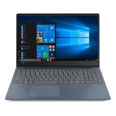 """Ноутбук LENOVO IdeaPad 330S-15IKB, 15.6"""", IPS, Intel Core i3 8130U 2.2ГГц, 8Гб, 128Гб SSD, Intel UHD Graphics 620, Free DOS, 81F50178RU, темно-синий"""