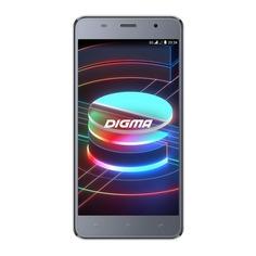 Смартфон DIGMA Linx X1 3G, темно-серый