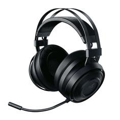 Игровая гарнитура RAZER Nari Essential, мониторы, bluetooth, черный матовый [rz04-02690100-r3m1]