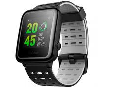 Умные часы Xiaomi WeLoop Hey 3S Waterproof Smart Sport Watch Grey-Black