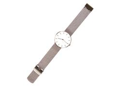Часы наручные аналоговые Xiaomi Twenty Seventeen Quartz Light Fashion Elegant White