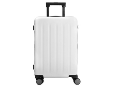 Чемодан Xiaomi RunMi 90 Points Trolley Suitcase 20 White Moon Light