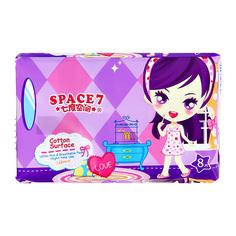 Прокладки классические SPACE 7 super night удлиненные 8 шт