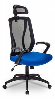 Кресло для руководителя MC-411-H/B/26-B01 Бюрократ