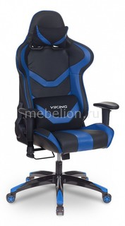 Кресло игровое CH-772N/BL+BLUE Бюрократ
