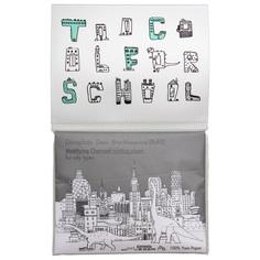 TOO COOL FOR SCHOOL Салфетки матирующие для жирной кожи (сменный блок)