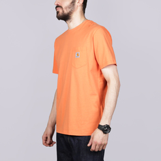 Футболка Carhartt WIP S/S Pocket T-Shirt