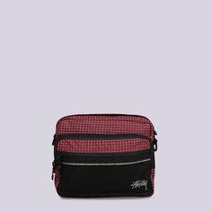 Сумка через плечо Stussy Ripston Nylon Shoulder Bag