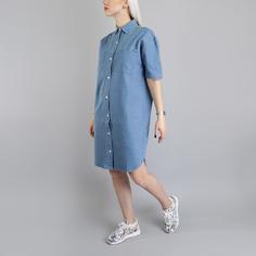 Платье Stussy Vernon Denim Dress