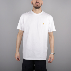 Футболка Carhartt WIP S/S Chase T-Shirt