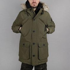 Пуховик Penfield Hoosac FF Jacket