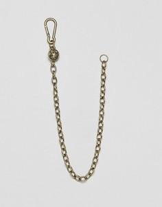 Золотистая цепочка для джинсов Icon Brand - Золотой