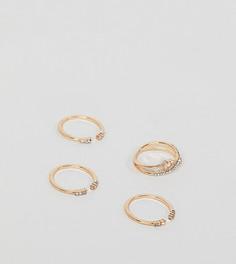 Набор колец с отделкой ALDO - Золотой
