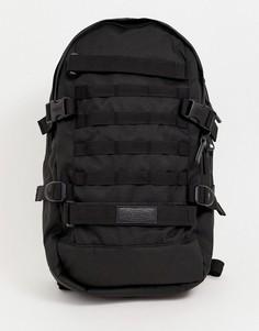 Черный рюкзак вместимостью 17,5 л Eastpak Floid Tact - Черный
