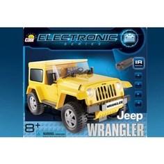Конструктор COBI Jeep Wrangler Yellow Co.Bi.