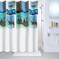 Штора для ванной Milardo Paradise sky 180x180 см (534V180M11)